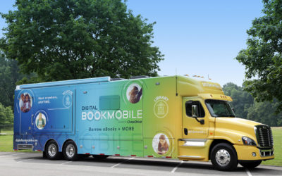 Overdrive's Digital Bookmobile