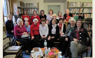 The Hull Library Book Group